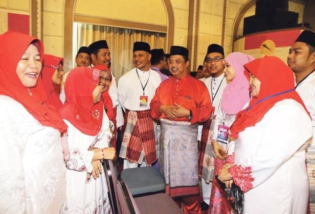Najib+Bodo