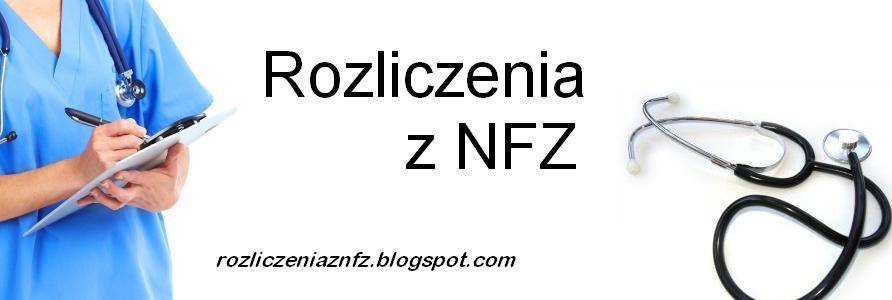 Rozliczenia z NFZ