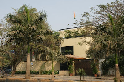 Amitabh Bachchan House Mumbai