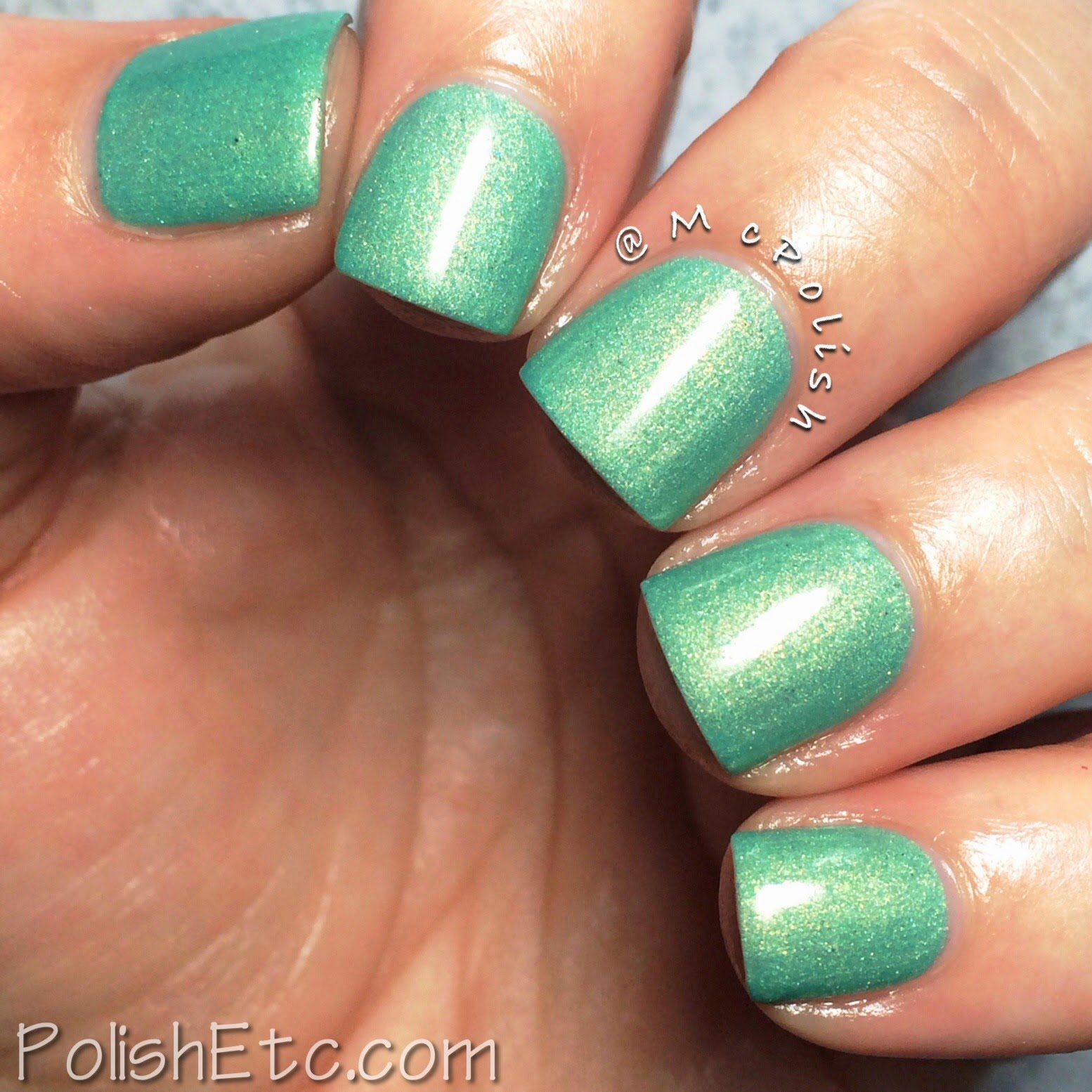 Bliss Polish - Tiffany Who?