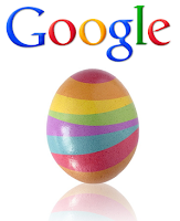 I'm feeling lucky Easter eggs on Google