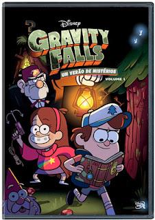 Download - Gravity Falls: Um Verão de Mistérios - DVDRip AVI + RMVB Dublado ( 2013 )