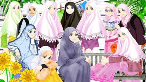 Muslimah Kreatif Inovatif Dan Motifatif