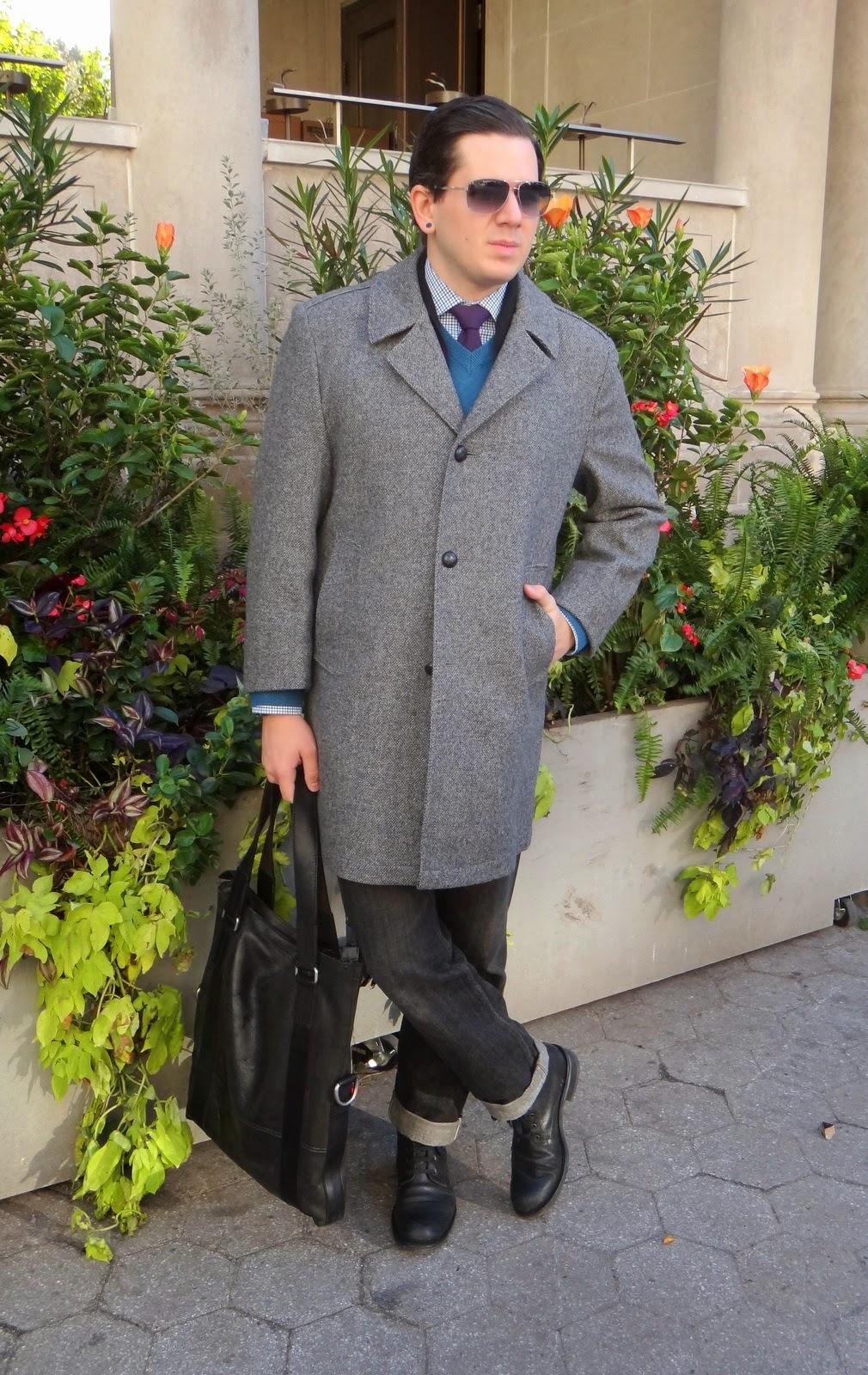 The Shy Stylist - a men\'s style blog: Modernizing Vintage: Lord ...