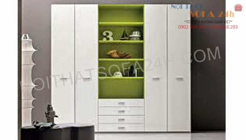 Tủ áo TA067