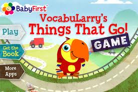 VocabuLarry's App