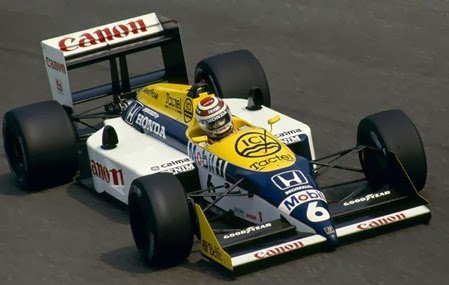 Formula 1 1987 Nelson Piquet/ Williams