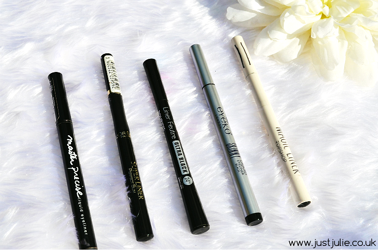 Top Picks | Felt Tip Liquid Liners