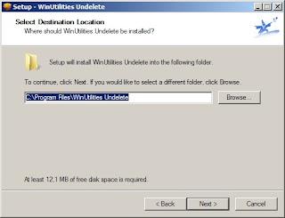 Cara Mengembalikan File Yang Terhapus Dari Recycle Bin Dengan WinUtilities Undelete-4
