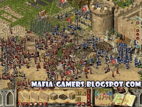 stronghold crusader extreme  maps