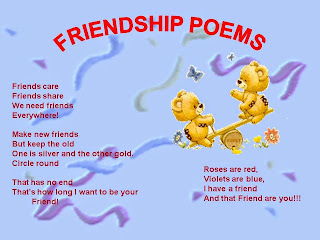 Birthday Poem for Friends