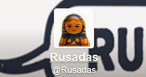 El Twitter no oficial de Rusadas