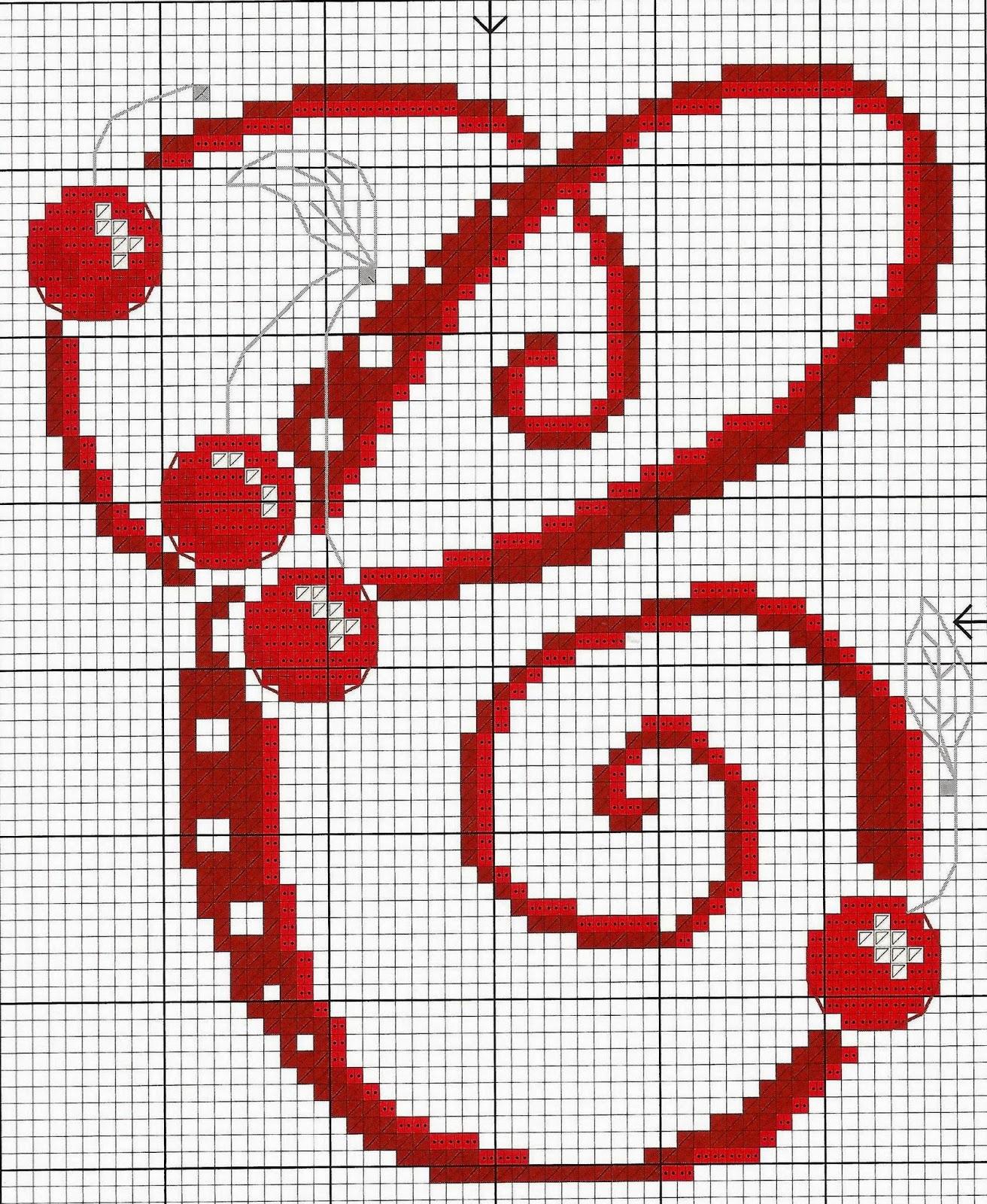 h qо схемы вышивки крестом бабочки