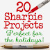 20 Great Sharpie Ideas & Projects