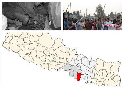 2 killed in Saptari in police madhesi morcha clash