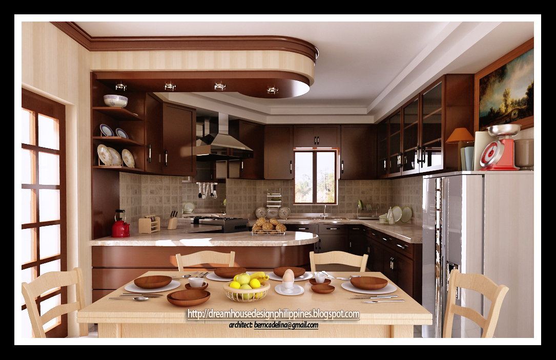 Kitchen design pictures philippine kitchen design for Home kitchen design