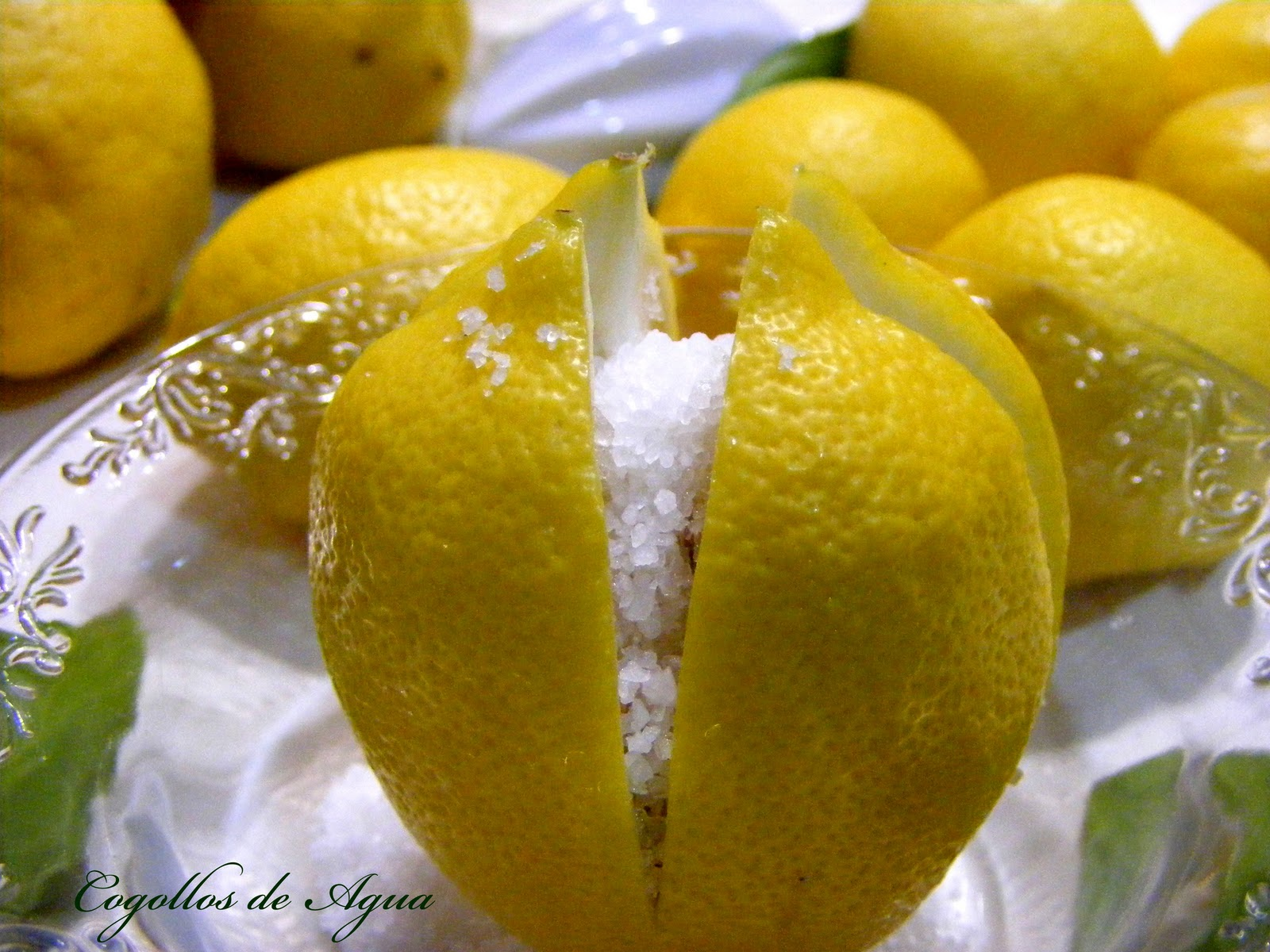 Ngeles amor elimina energias negativas con limones - Limpiar casa malas energias ...