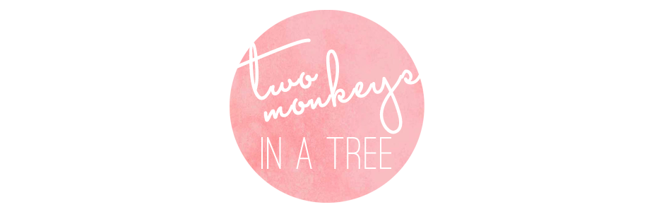two monkeys in a tree