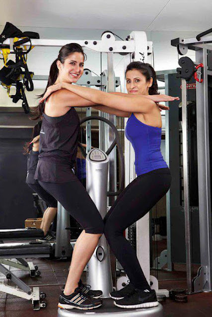 katrina kaif gym tips