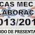 Becas de colaboración 2013/2014 del MEC: se abre el periodo de presentación hasta el 30 de Septiembre.
