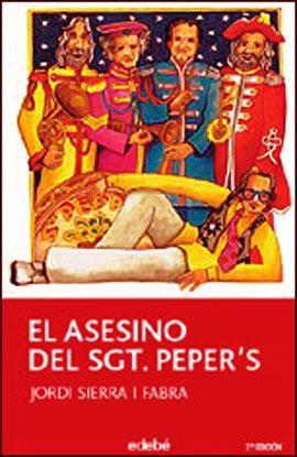 El asesino del Sgt. Pepper's 94880_portada_libro