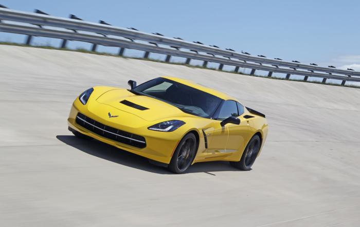 2015 Chevrolet Corvette Z06 Detroit Debut