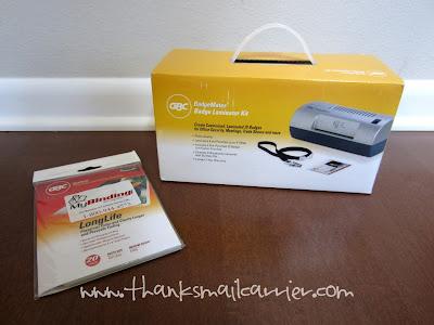 MyBinding laminator kit