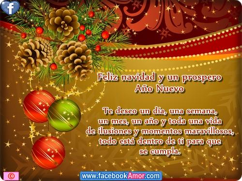 Frases bonitas para navidad para facebook im genes - Bonitas tarjetas de navidad ...