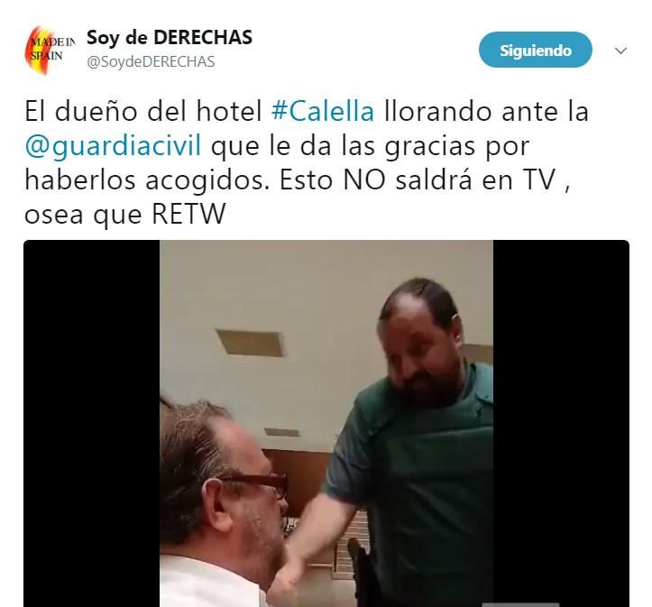 EL ABRAZO TONTO DE LA LEY