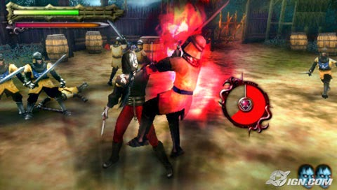 download games Undead Knights Psp iso