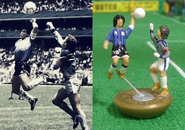 Maradona, Hand of God