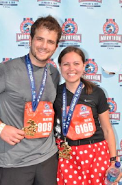 2011 Disney World Marathon