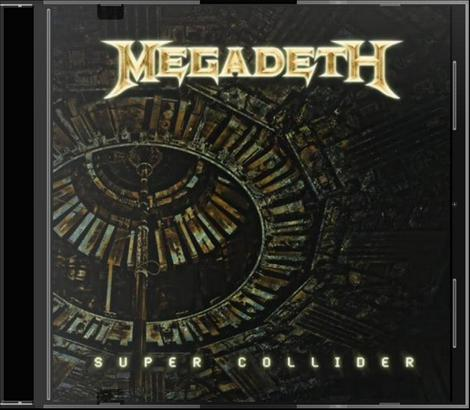 Megadeth Super Collider Descargar Gratis