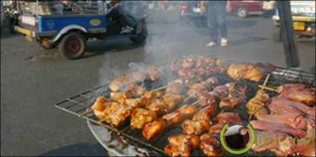 Kebab Daging Manusia (2)