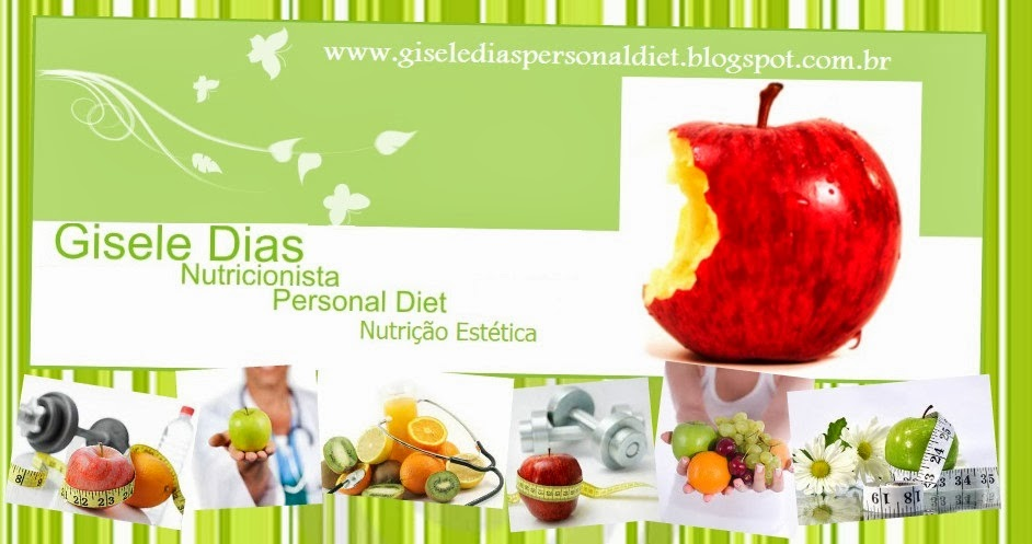Dra. Gisele Dias || Nutricionista - Personal Diet || Brasília / DF