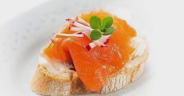 Dieta del bocadillo dieta del bocadillo pan con queso y - Tapas con salmon ahumado ...
