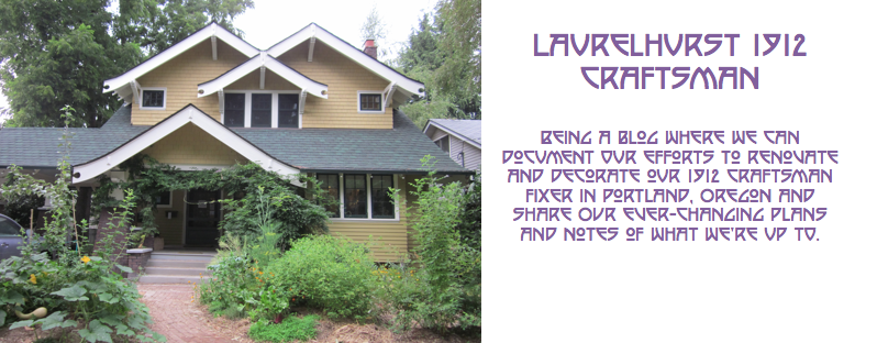 Laurelhurst 1912 Craftsman