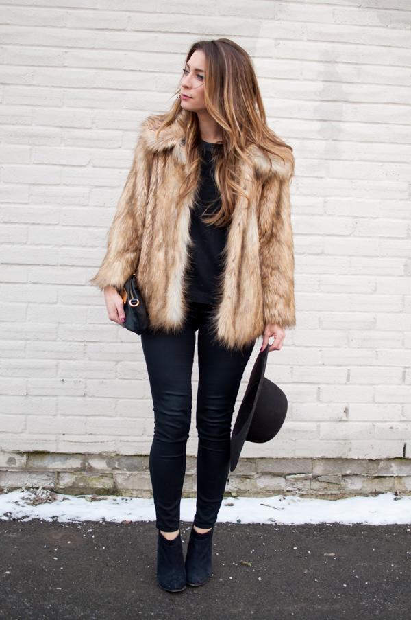 Cheap Faux Fur Coats