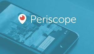 Periscope Canlı Yayın Uygulaması İndir
