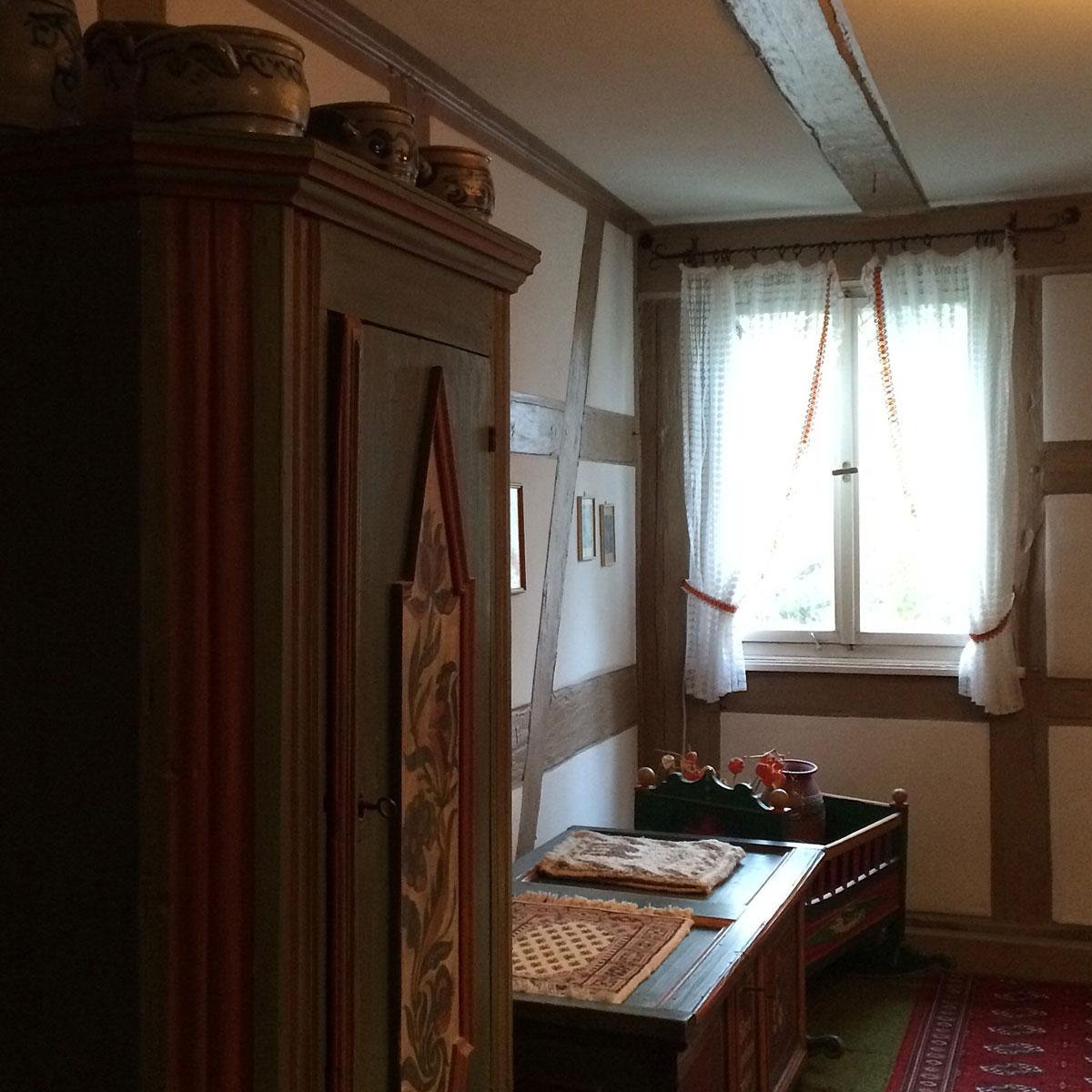 Гостиница в стиле фахверк