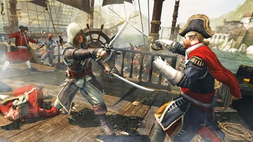 Assassin's Creed, AC 4, Assassin's Creed IV: Black Flag, black flag