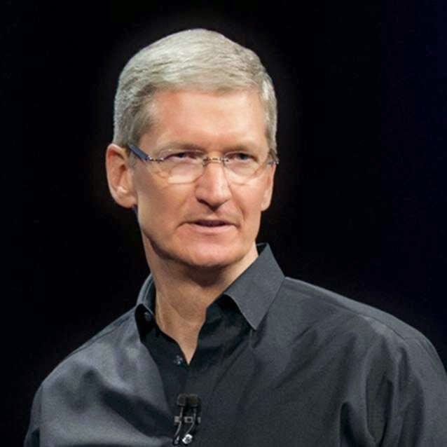 Tim Cook profile