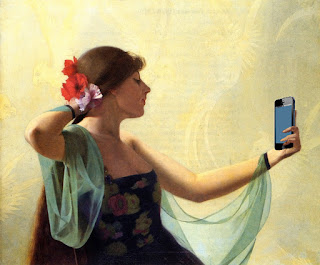 Selfie. Psiconavegacion