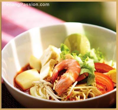 Aneka Resepi Masakan Mee Yang Ringkas