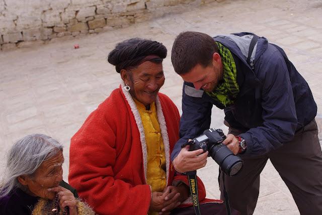 攝影的尊重與互相
