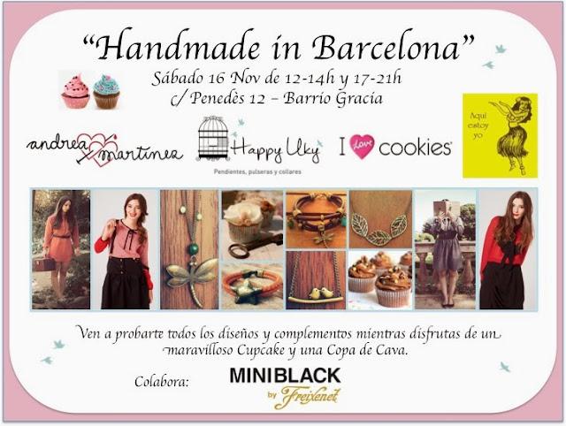 Happy Uky pulseras pendientes collares handmade barcelona