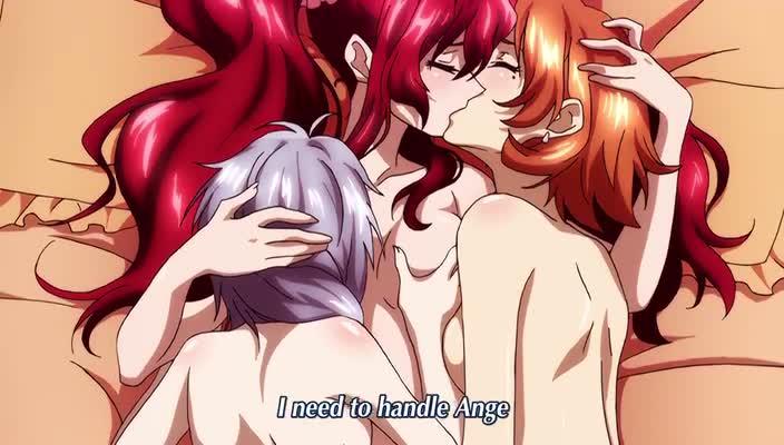 Cross ange ecchi sex apologise, but