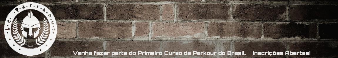 Curso de Parkour | 2015 | O primeiro Curso de Parkour do Brasil