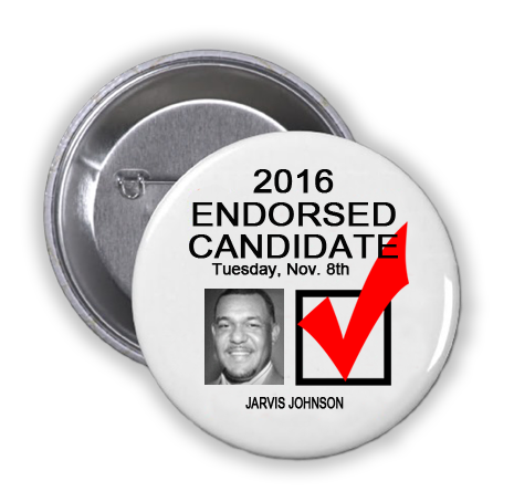 RACE FOR STATE REPRESENTATIVE, DISTRICT 139 -- Jarvis Johnson