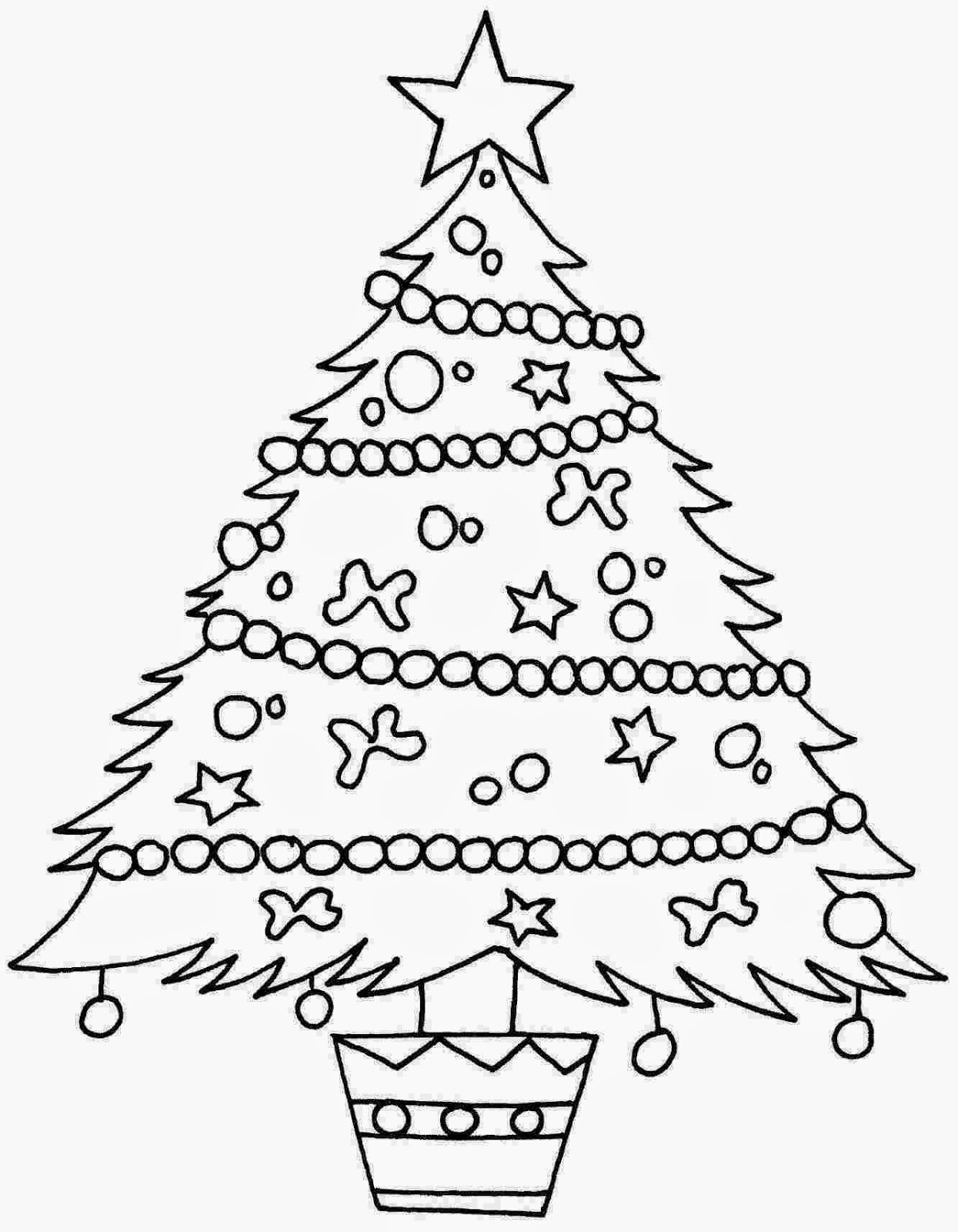 Navishta Sketch: Christmas Tree